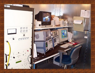 AT&T Paradyne Chamber Control Room 1